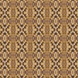 Dotted Ellipse Pattern by Dinesh Batavia