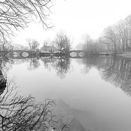 Double Bridges - Clove Lakes by Sean Sweeney