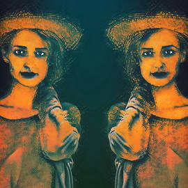 Double Trouble by KaFra Art