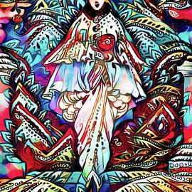 Doucet Gown in Art Deco by Susan Maxwell Schmidt