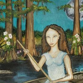 Down the Bayou  by Wendy Wunstell