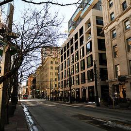 Downtown by Aj Hanke