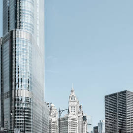 Downtown Chicago by Nancy Carol Photography