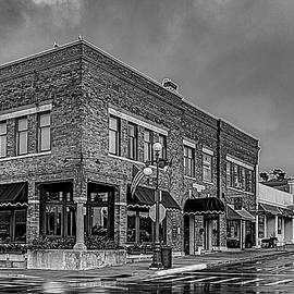Downtown Harbor Springs by Bill Gallagher