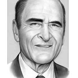 Dr. Henry Heimlich by Greg Joens