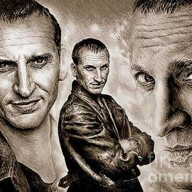 Dr Who Christopher Eccleston  by Andrew Read