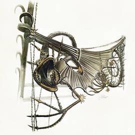 Dragon Gaudi by Jerzy Czyz