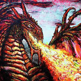 Dragon by Viktor Lazarev