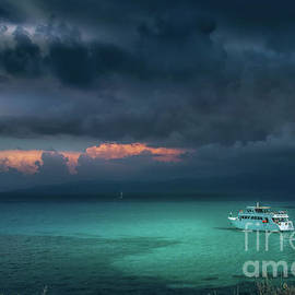 Drama In The Sky by Flo Photography