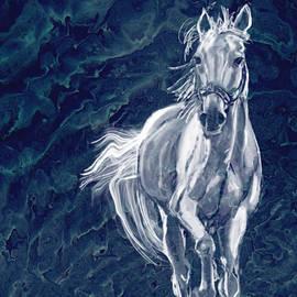Dream Horse 5 by Eileen Backman
