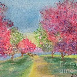 Dream of Springtime by Sue Carmony