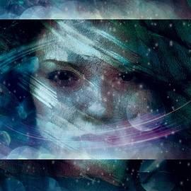 Dreamflight in space by Gun Legler