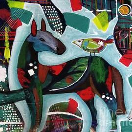 Dreaming in Living Color by DJ Hejtmanek