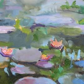 Dreams of Monet by Donna Tuten