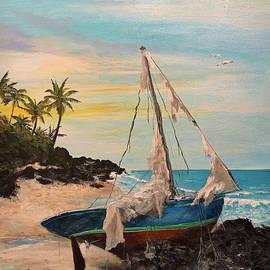 Dreams on the Rocks  by Alan Lakin