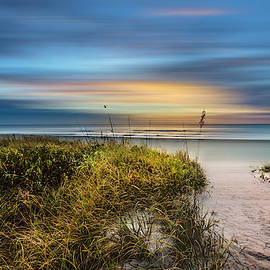 Dreamy Dawn Dunes by Debra and Dave Vanderlaan