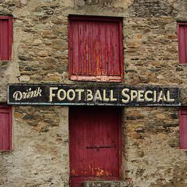 Drink Football Special by Eddie Barron