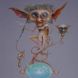 Druid by Ed Schaap