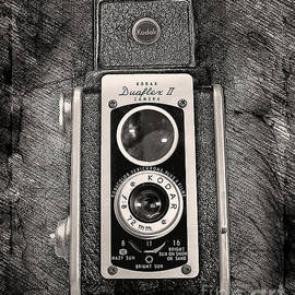 Dualflex Ii - Monochrome by Anthony Ellis