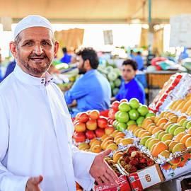Dubai Fruit and Vegetable Market by Alexey Stiop