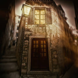Dubrovnik, Old Town street and Stone House by Silvijo Selman