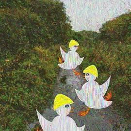 Ducks Singin