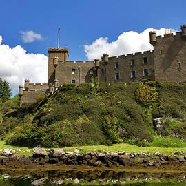 Dunvegan Castle Isle of Skye by Derek Beattie