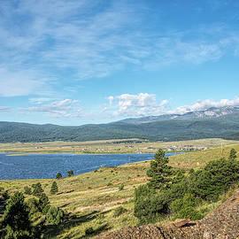 Eagle Nest Lake New Mexico by Debra Martz