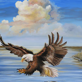 Eagle by Phyllis Beiser