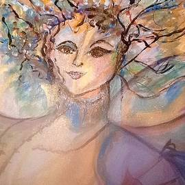Earth fairy  by Judith Desrosiers