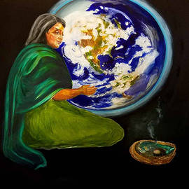 Earth Guardian by Kleya Forte-Escamilla