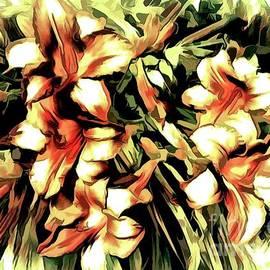 Easter Lilies by Debra Lynch