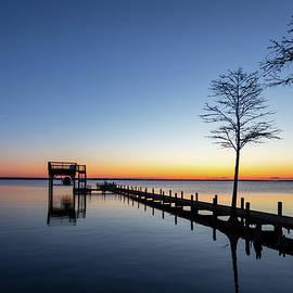 Easter Sunrise on Phelps Lake