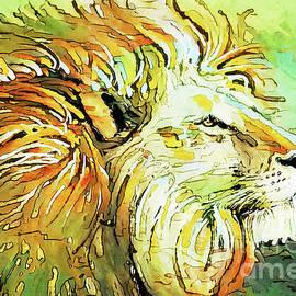 Easy Breezy Lion by Tina LeCour