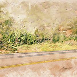 Easy Rider ... by Judy Foote-Belleci
