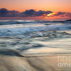 Ebb Tide Collision by Mike Dawson