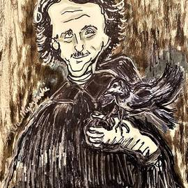 Edgar Allan Poes The Raven by Geraldine Myszenski