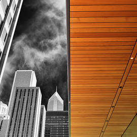 EDGE OF DARKNESS Apple Store Chicago by William Dey