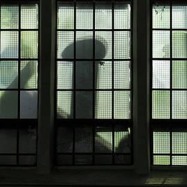 Eerie Window by Maria Meester