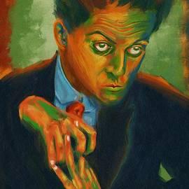 Egon Schiele Portrait 2 by Patois Arc