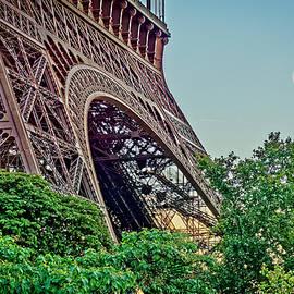 Eiffel Tower 8 by Craig Andrews