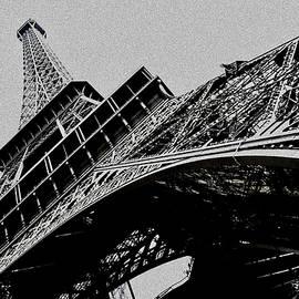 Eiffel Tower by Joe Vella