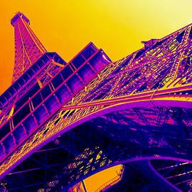 Eiffel Tower, Paris. by Joe Vella