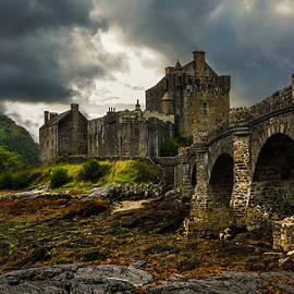 Eilean Donan Castle by Debra and Dave Vanderlaan