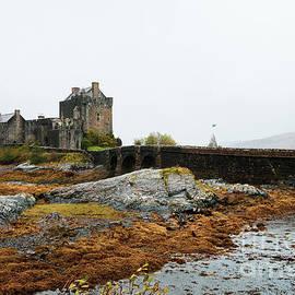 Eilean Donan in Autumn by Ashlee Grace