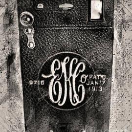 Ekc No.2 Box Camera - Monochrome by Anthony Ellis