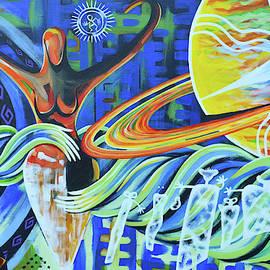 Ekpyrotic Dance by Victor Rosario