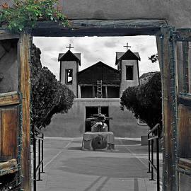 El Santuario de Chimayo by Mitch Knapton