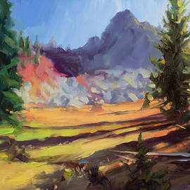 Elevated Hues by Steve Henderson