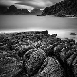 Elgol Rocks by Dave Bowman
